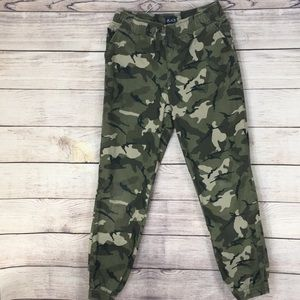 Children's Place camouflage pants